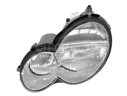 Mercedes Headlight Assembly (C230) - Hella 2038202161
