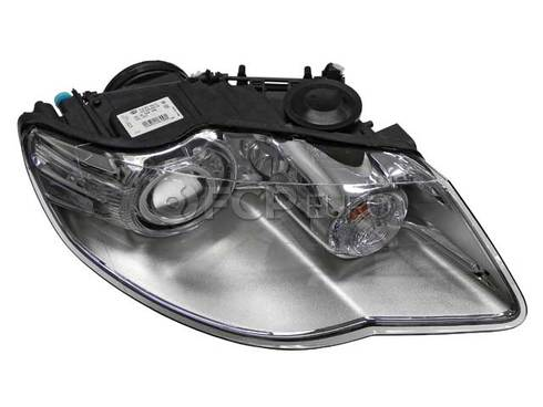 VW Headlight Assembly Right (Touareg) - Hella 7L6941040E