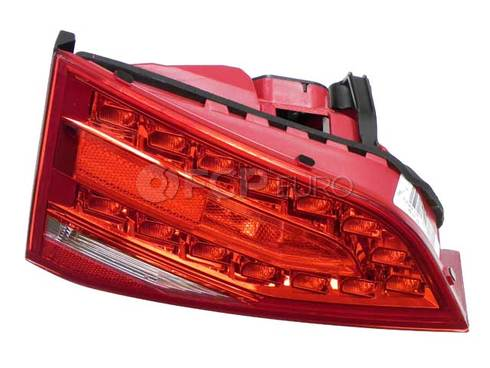 Audi Tail Light Assembly Left Inner (A4 S4) - Hella 8K5945093K