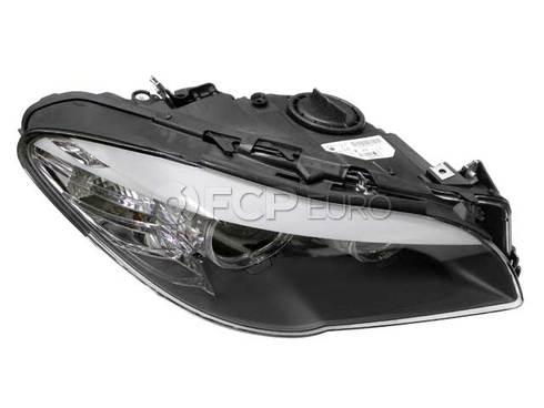 BMW Halogen Headlight Assembly Right - Hella 63117203244