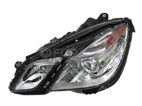 Mercedes Headlight Assembly Left (E300 E350 E550) - Hella 2128204261