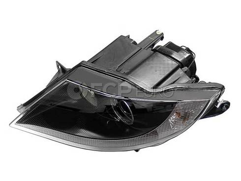 BMW Headlight Assembly Left (Z4) - Hella 63127165677