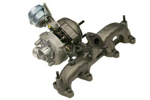 VW Turbocharger 1.9L (Beetle Golf Jetta) - Mahle 038253019C