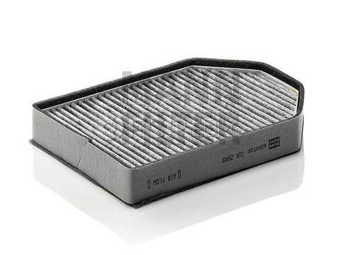 Audi Cabin Air Filter (A8 A8 Quattro S8) - Mann 4D0898438A