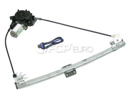Mercedes Window Regulator Rear Right (260E 300D 300E) - Magneti Marelli 1247300446