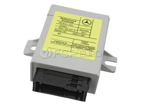 Mercedes Tire Pressure Monitoring System Receiver - Genuine Mercedes 0025407545