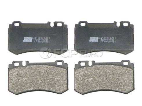 Mercedes Disc Brake Pad Rear (SL600) - Genuine Mercedes 005420672041