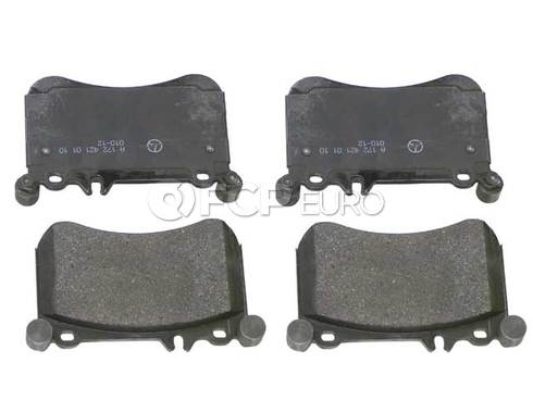 Mercedes Disc Brake Pad Front (SLK55 AMG) - Genuine Mercedes 0064208920