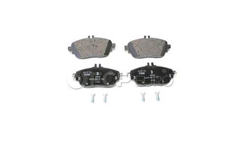 Mercedes Disc Brake Pad Front (CLA250) - Genuine Mercedes 0084200620