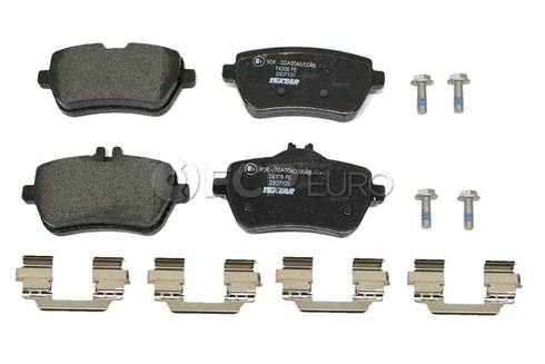 Mercedes Disc Brake Pad Rear (SL550) - Genuine Mercedes 0084203420