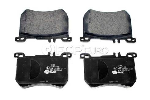 Mercedes Disc Brake Pad Front (SL550) - Genuine Mercedes 0084203520