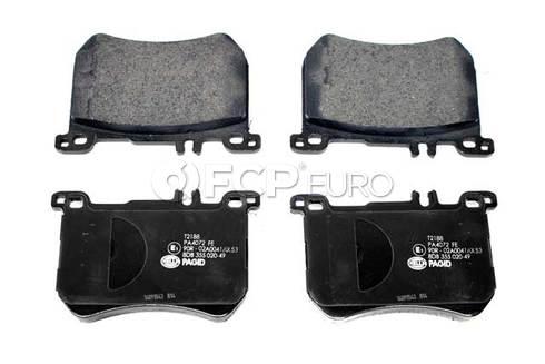 Mercedes Disc Brake Pad Front (SL550) - Genuine Mercedes 0084203520
