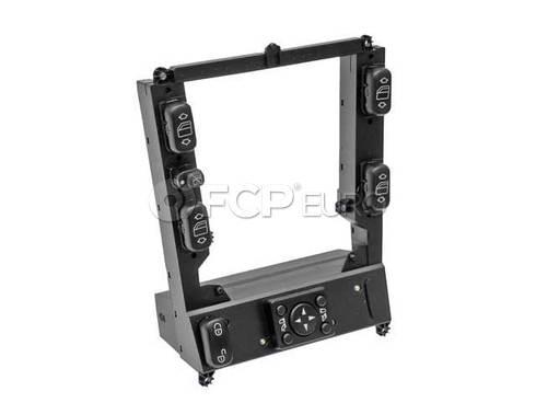 Mercedes Door Window Switch Panel Front (ML350 ML500) - Genuine Mercedes 1638207110