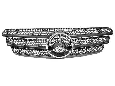 Mercedes Radiator Grille (ML350) - Genuine Mercedes 16388001857167