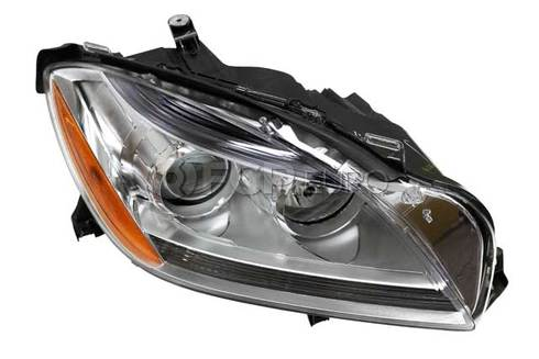 Mercedes Headlight Right (ML350 ML63 AMG ML550) - Genuine Mercedes 1668205359