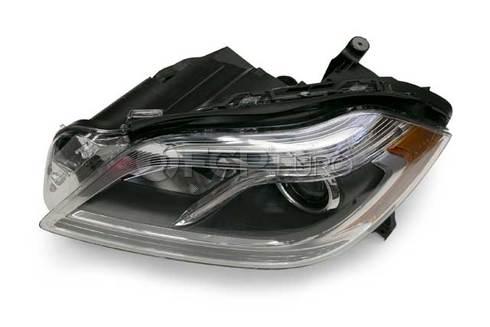 Mercedes Headlight Left (GL350 GL450 GL550 GL63 AMG) - Genuine Mercedes 1668206961