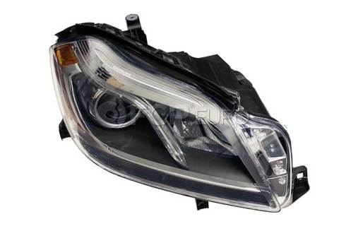 Mercedes Headlight Right (GL350 GL450 GL550 GL63 AMG) - Genuine Mercedes 1668207061