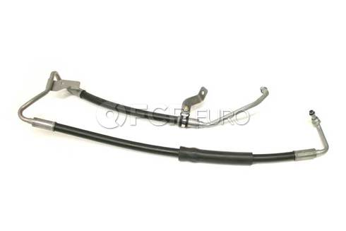 Mercedes Power Steering Pressure Hose (SLK280 SLK350) - Genuine Mercedes 1714602924
