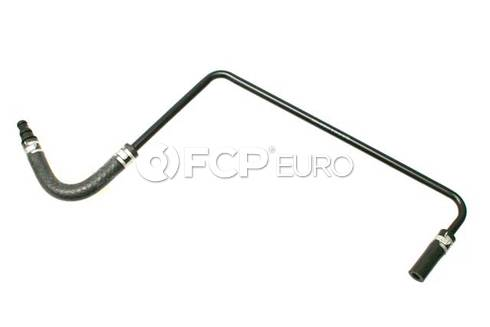 Mercedes Engine Coolant Recovery Tank Hose (C230) - Genuine Mercedes 2035010025