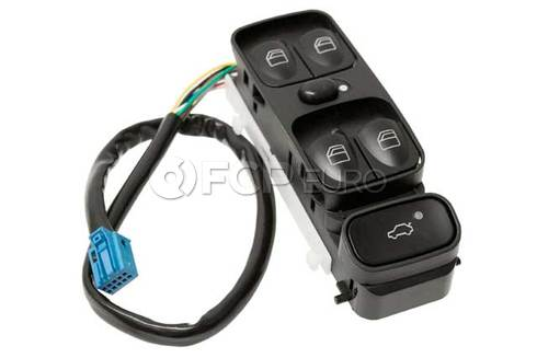 Mercedes Door Window Switch Front Left (C240 C320 C230 C32 AMG) - Genuine Mercedes 20382106799116