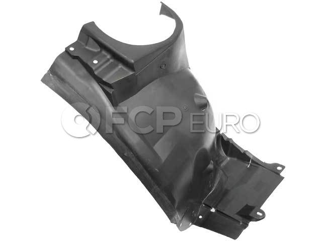 Mercedes Fender Liner Front Left Lower Rearward - Genuine Mercedes 2038841122