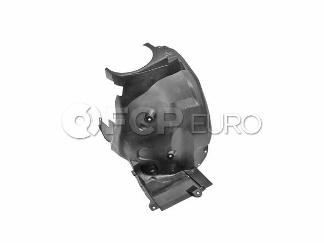 Mercedes Fender Liner Front Right Lower Rearward - Genuine Mercedes 2038841222