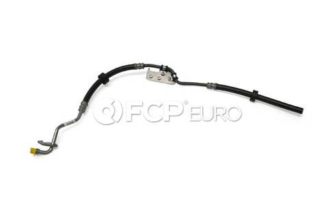 Mercedes Power Steering Return Hose - Genuine Mercedes 2039976782
