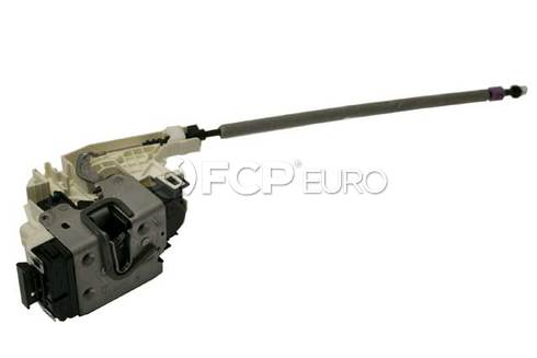 Mercedes Door Lock Actuator Motor Front Left - Genuine Mercedes 2047201535