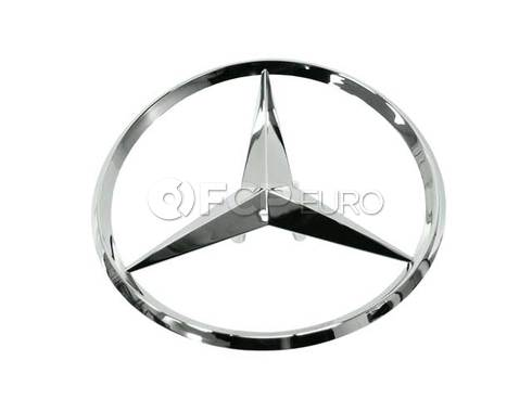 Mercedes Star Emblem - Genuine Mercedes 2047580058