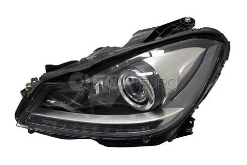 Mercedes Headlight Left (C300 C350 C63 AMG C250) - Genuine Mercedes 2048203939
