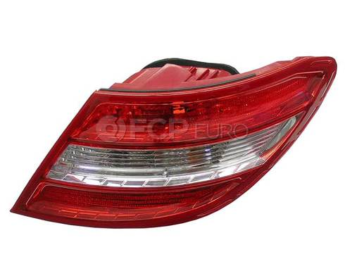 Mercedes Tail Light (C300 C350 C63 AMG) - Genuine Mercedes 2048200264