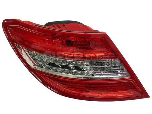 Mercedes Tail Light (C300 C350 C63 AMG) - Genuine Mercedes 2048202164