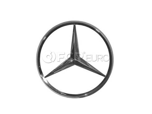 Mercedes Trunk Lid Emblem - Genuine Mercedes 2087580058