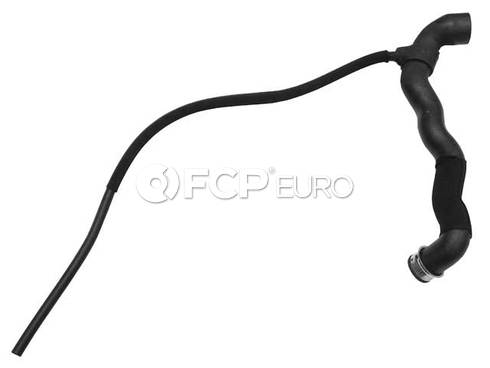 Mercedes Radiator Coolant Hose Upper (C55 AMG CLK500 CLK55 AMG) - Genuine Mercedes 2095010682