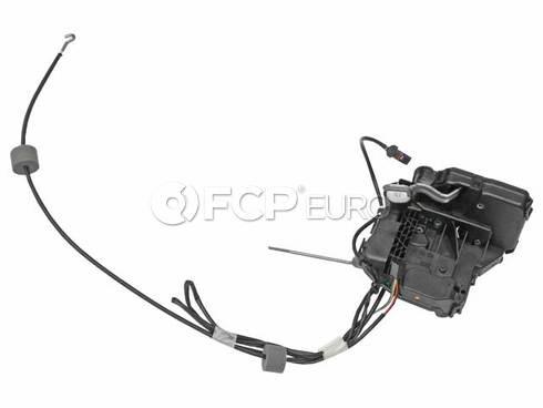 Mercedes Door Lock Actuator Motor Front Left - Genuine Mercedes 2097200135