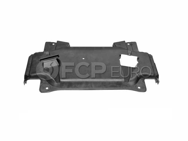 Mercedes Oil Pan Engine Shield (E320) - Genuine Mercedes 2105201123