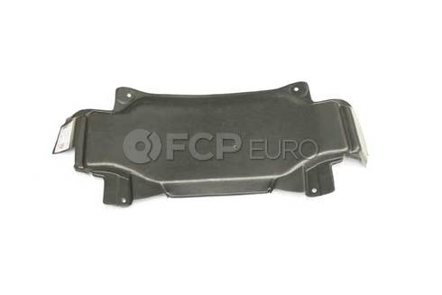 Mercedes Oil Pan Engine Shield (E320 E430 E55 AMG) - Genuine Mercedes 2105242430