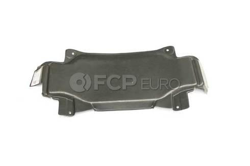 Mercedes Oil Pan Engine Shield (E320 E430 E55 AMG) - Genuine Mercedes 2105242430