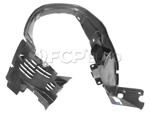 Mercedes Fender Liner Front Right (E320) - Genuine Mercedes 2106988430