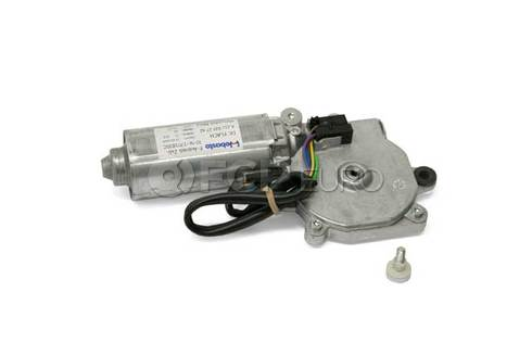 Mercedes Sunroof Motor Rear - Genuine Mercedes 2118202742