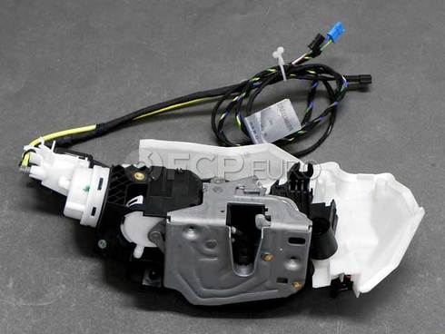 Mercedes Door Lock Actuator Motor Front Left - Genuine Mercedes 2157200135