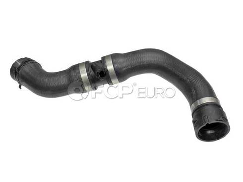 Mercedes Radiator Coolant Hose Upper (CL55 AMG S55 AMG) - Genuine Mercedes 2205015682