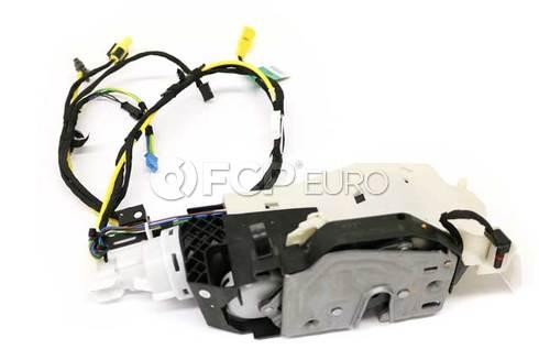 Mercedes Door Lock Actuator Motor Front Left (S430 S500 S55 AMG) - Genuine Mercedes 2207201335