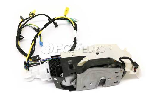 Mercedes Door Lock Actuator Motor Front Left (S430 S500 S55 AMG) - Genuine Mercedes 2207201335