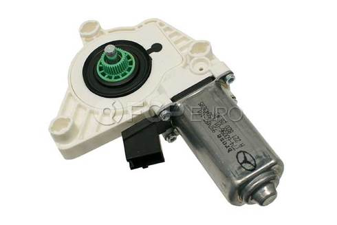 Mercedes Power Window Motor Front Right - Genuine Mercedes 2218202842