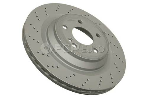 Mercedes Disc Brake  Rear (SL550) - Genuine Mercedes 2304231512