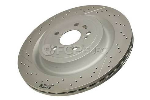 Mercedes Disc Brake Rear - Genuine Mercedes 2314230212