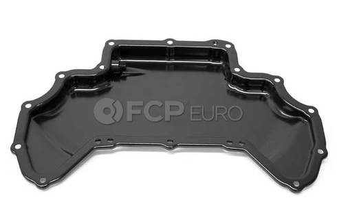 Mercedes Engine Oil Pan Lower - Genuine Mercedes 2720100128