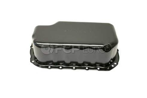 Mercedes Engine Oil Pan Lower - Genuine Mercedes 2720100528