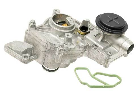 Mercedes Engine Coolant Thermostat - Genuine Mercedes 2752000415